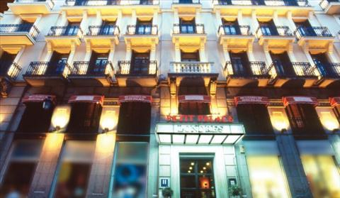 Bestil for Londres hotel madrid